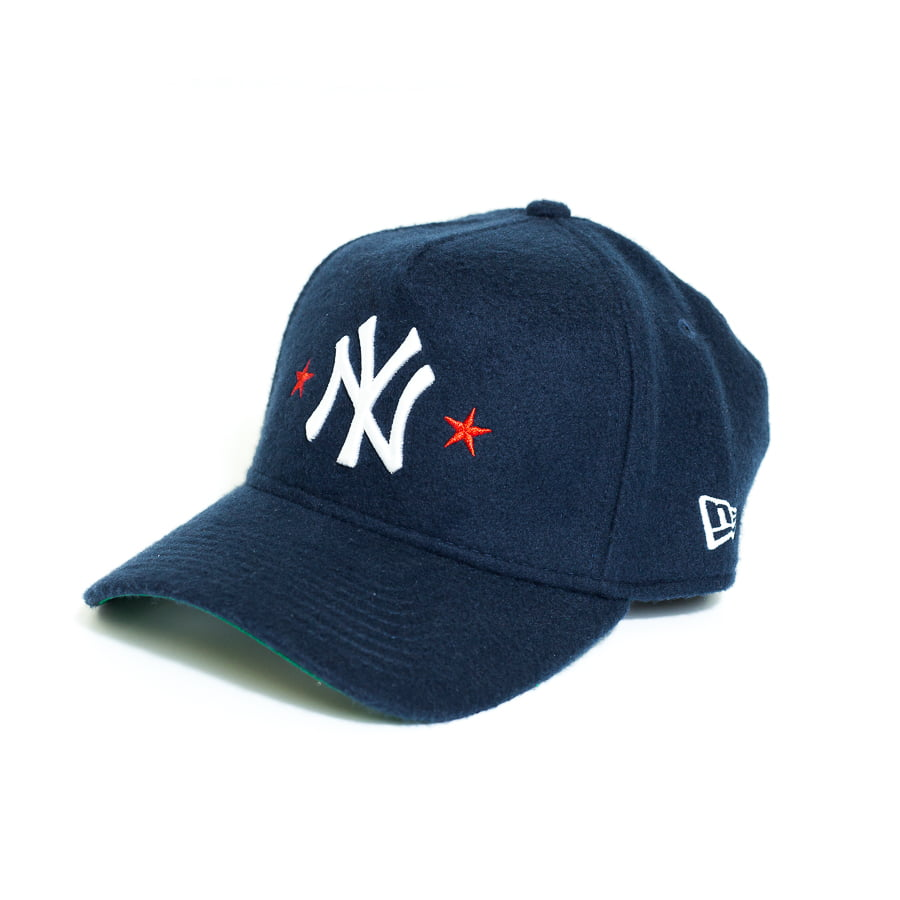 Boné New Era 940 AF SN Versatile Stars NY Yankees MLB Aba Curva Azul Snapback