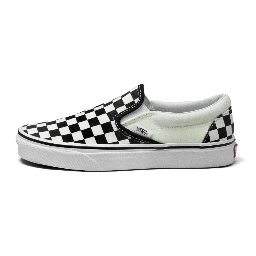 Tênis Vans Classic Slip On Checkerboard