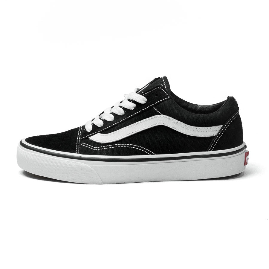 Tênis Vans Old Skool Clássico Black White