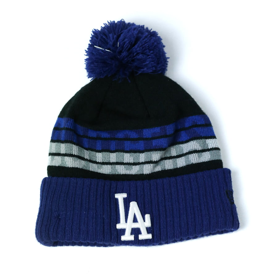Gorro New Era Tone Freeze Los Angeles Dodgers Azul