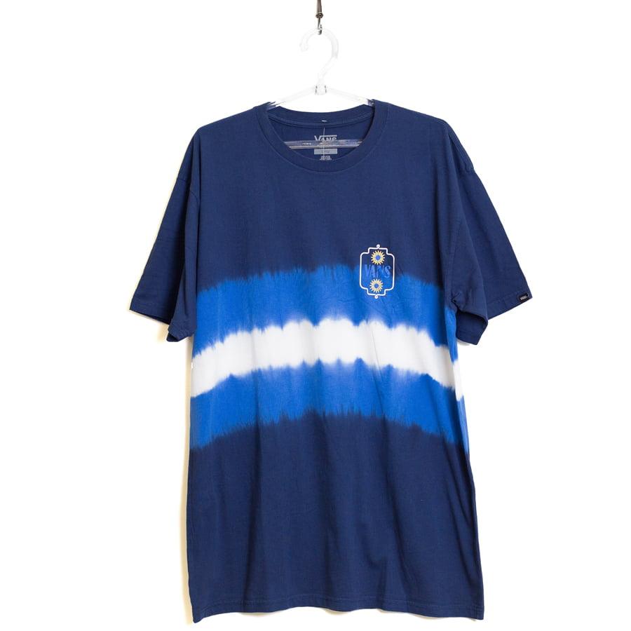 Camiseta Vans Funeral Merch Azul