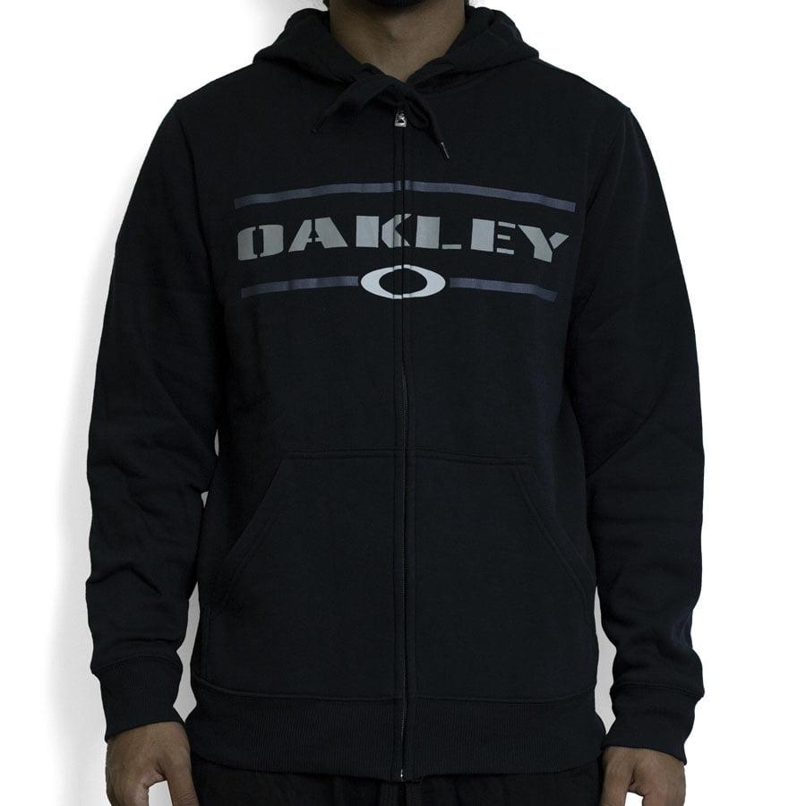 Moletom Oakley Stacker Preto
