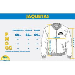 Jaqueta MCD Bomber Basic Cinza