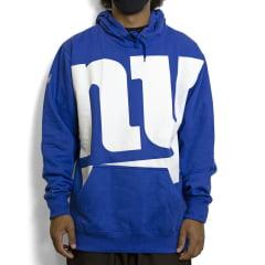 Moletom New Era Newperm Giants Azul