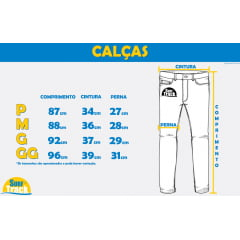 CALCA HIGH  SWEATPANTS OUTLINE LOGO NAVY