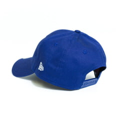Boné New Era 920 SN Basic LA Dodgers MLB Aba Curva Azul Snapback