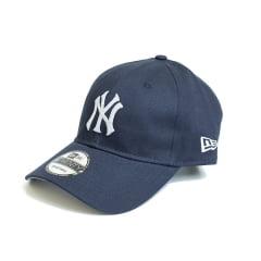 Boné New Era 920 SN Basic Surton NY Yankees MLB Aba Curva Azul Marinho Snapback