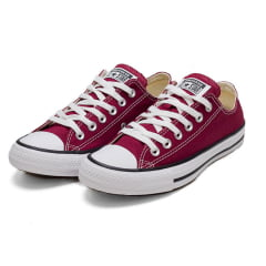 TÊNIS CONVERSE CHUCK TAYLOR ALL STAR BORDÔ