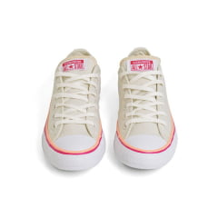 Tênis Converse Chuck Taylor All Star Ox Bege Claro
