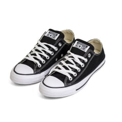 TÊNIS CONVERSE CHUCK TAYLOR ALL STAR CORE OX PRETO