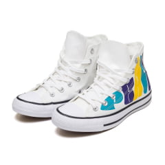 Tênis Converse Chuck Taylor All Star Hi Peace Branco