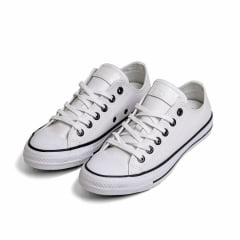 TÊNIS CONVERSE CHUCK TAYLOR ALL STAR EUROPEAN OX BRANCO