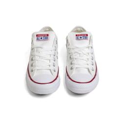 Tênis Converse Chuck Taylor All Star Core Ox Branco Vermelho
