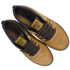 Tênis Qix Foot Flip Marrom Natural