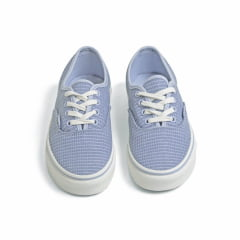 Tênis Vans Authentic Multi Woven Zen Blue Azul