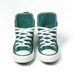 TENIS CONVERSE CHUCK TAYLOR ALL STAR MID SMILE VERDE