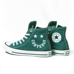 Tênis Converse Chuck Taylor All Star Hi Smile Verde
