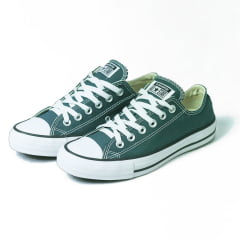 Tênis Converse Chuck Taylor All Star Seasonal Ox Verde Escuro