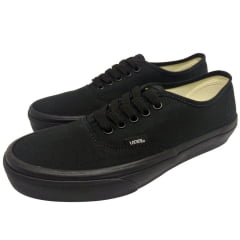 Tênis Vans Authentic Black/Black