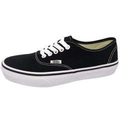 Tênis Vans Authentic Black/White