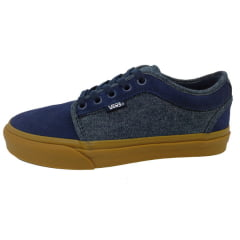 Tênis Vans Chukka Low Dress Blue