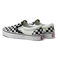Tênis Vans Classic Slip On Checkerboard