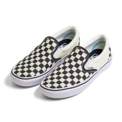 Tênis Vans Comfycush Slip On Classic Checkerboard