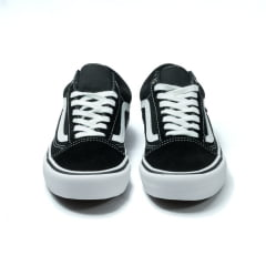Tênis Vans Old Skool Pro Black White