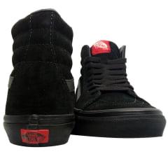 TENIS VANS SK8-HI BLACK/BLACK