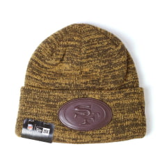 Gorro New Era Tonal Trick San Francisco 49ers Marrom
