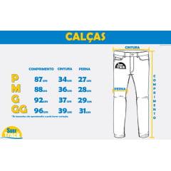 CALCA HIGH  SWEATPANTS OUTLINE LOGO BLACK