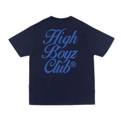 CAMISETA HIGH TEE CLUB NAVY