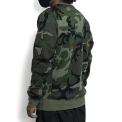 Moletom Nike Sb Fleece Camuflado