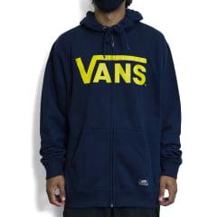 Moletom Vans Classic Hoodie Azul