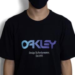 CAMISETA OAKLEY MARK II MESH OUT TEE PRETA