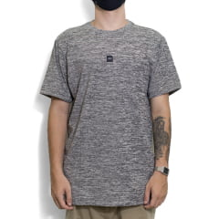 CAMISETA OAKLEY COMMUTER CINZA
