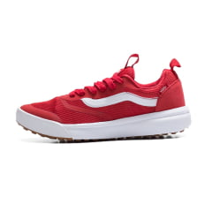 TÊNIS VANS ULTRARANGE RACING RED/WHITE