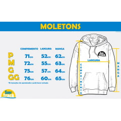 MOLETOM LRG LIFTED