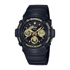 Relógio Casio G-Shock Analógico Digital Preto AW-591GBX-1A9DR