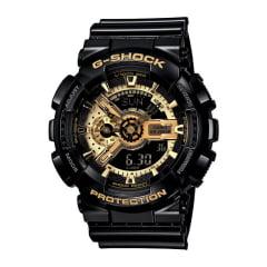 Relógio Casio G-Shock Analógico Digital Preto GA-110GB-1ADR