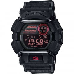 Relógio Casio G-Shock Digital Preto GD-400-1DR