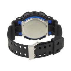 Relógio Casio G-Shock Analógico Digital Preto GA-100-1A2DR