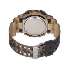 Relógio Casio G-Shock Digital Marrom GD-120CM-5DR