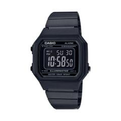 Relógio Casio Vintage Digital Preto B650WB-1BDF