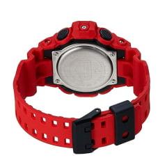 Relógio Casio G-Shock Analógico Digital Vermelho GA-700-4ADR