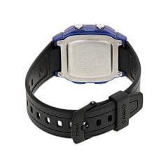Relógio Casio Standart Digital Preto W-800HM-2AV