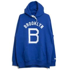 Moletom New Era Brooklyn Dodgers Azul
