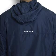 Jaqueta Oakley Windbreaker Azul
