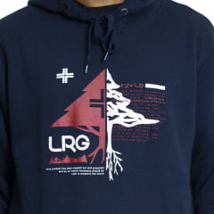 Moletom LRG Fechado Rc Organic Tactics Azul