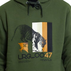 Moletom LRG Fechado Tiger Tree Verde